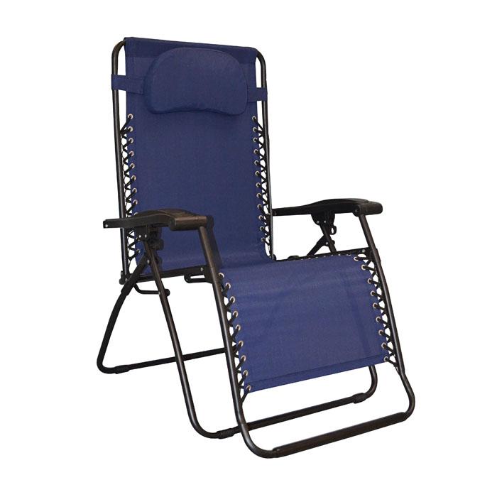 Oversized Infinity Zero Gravity Chair Blue
