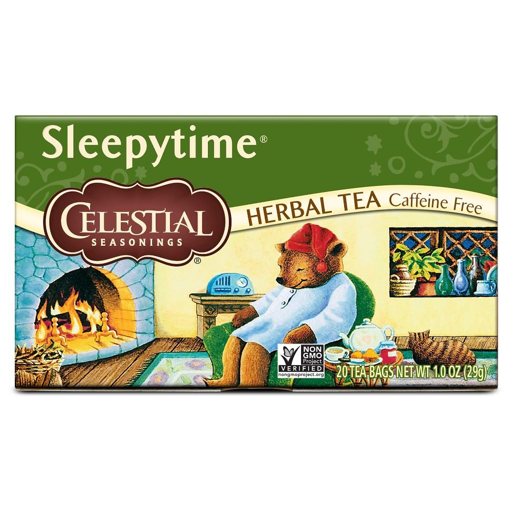 Celestial Seasonings Sleepytime Herb Tea (1x20 Bag)