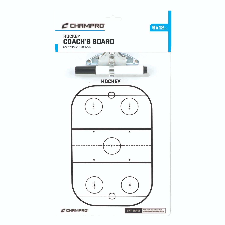Champro Hockey Coach Board