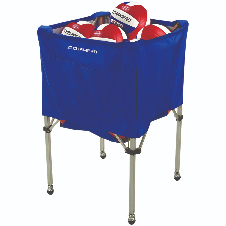 Champro Fold Up Rolling Ball Cart
