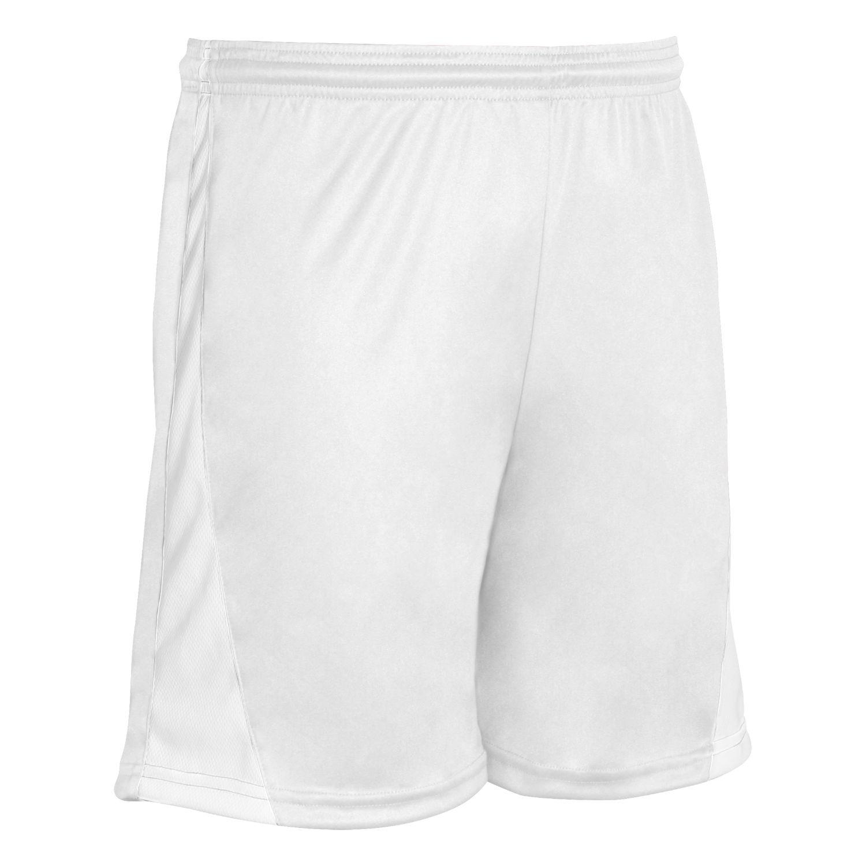 Champro Youth Sweeper Soccer Shorts White White Medium