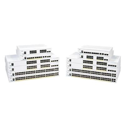 CBS250 Managed 8-port GE  Full