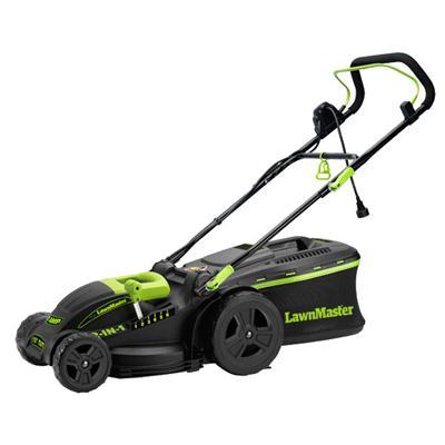 "LM Elec Lawn Mower 10Amp 15"""