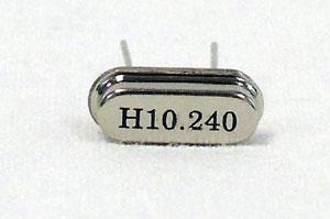 XCN-1024A-KC CRYSTAL 10.24MHZ 150GTL