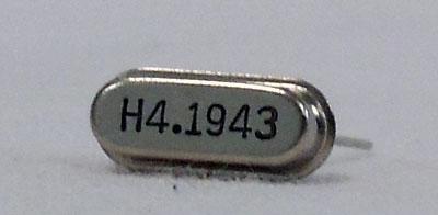 XCN-4194A-KA CRYSTAL 4.194MHZ 200GTL