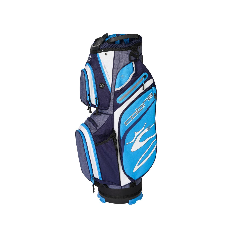 Cobra Golf 2020 Ultralight Cart Bag Peacoat-Ibiza Blue