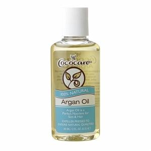 Cococare Argan Oil 100% Natural (1x2 fl Oz)