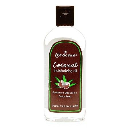 Cococare Coconut Moisturizing Oil (1x9 fl Oz)