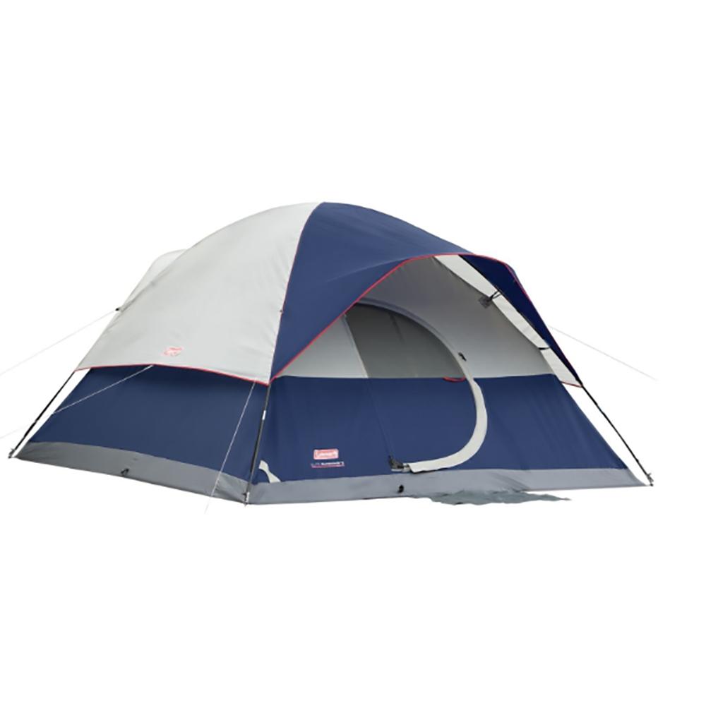 Coleman Elite Sundome 6-Person - 12' x 10' Tent