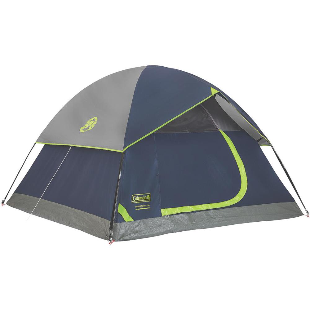 Coleman Sundome 3-Person Dome Tent