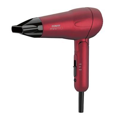 MiniPRO Folding Hair Dryer Red