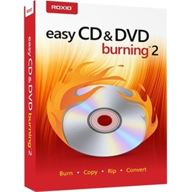 Roxio Easy CD&DVD Burning 2