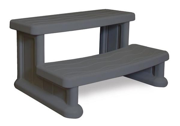 Steps, CoverValet, Gray