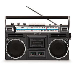 Retro Cassette Player Radio