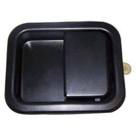 Steel Black Door Handle