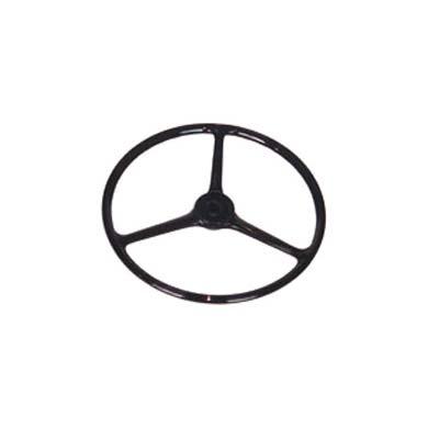 Plastic Black Steering Wheel