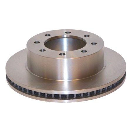 Metal Unpainted Brake Rotor
