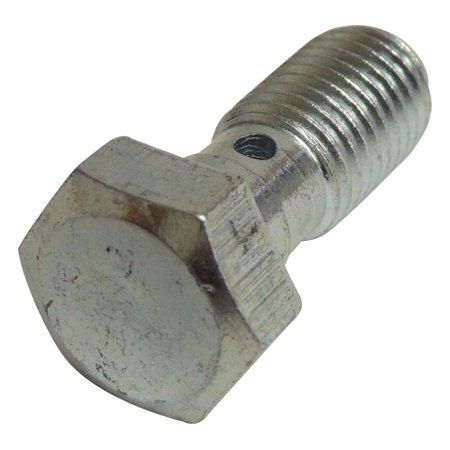 Steel Unpainted Brake Hose Bolt