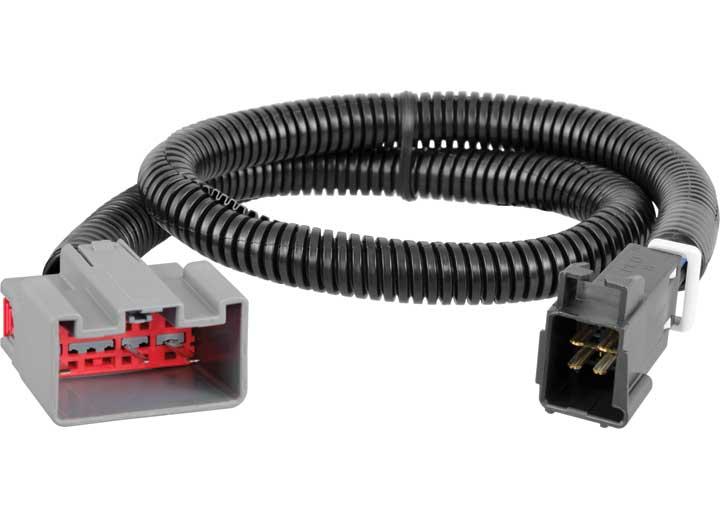 09-C  F150/12-16 FLEX/MKT BRAKE CONTROL HARNESS W/QUICK PLUG(PKGD)
