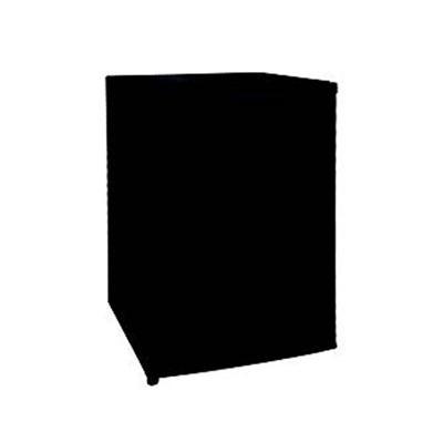 2.6 Cu Ft Fridge Black