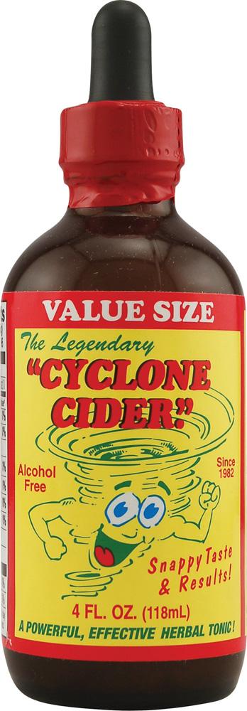 Cyclone Cider Herbal Tonic (4 fl Oz)