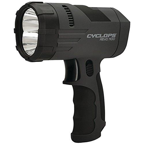 REVO 1100 Lumen Handheld Spotlight