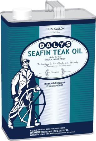 15010 1G SEAFIN TEAK OIL
