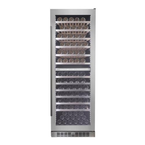 Silhouette Integrated Winde Cooler, Holds 129 Bottles, Towel Bar Handle