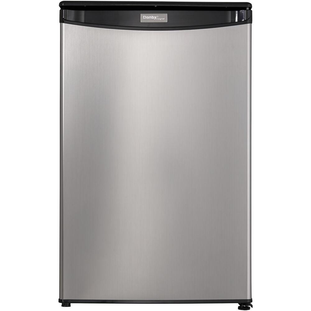 4.4 CuFt. All Refrigerator, Auto Defrost, Tall Bottle Storage
