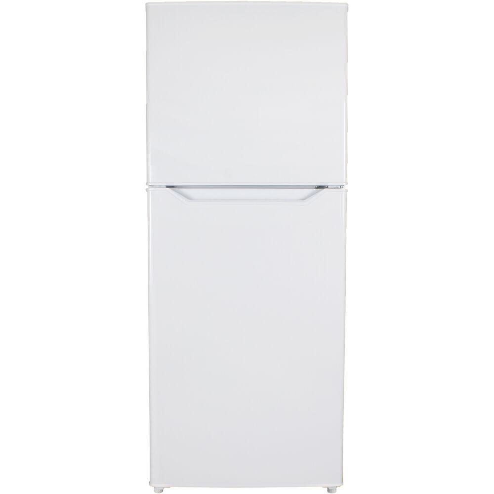 10.1 CuFt. Refrigerator, Glass Shelves, Crisper, Frost Free, ESTAR