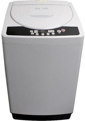 12 lbs Portable Washer, 4 Wash Programs, Digital Controls, Child Lock