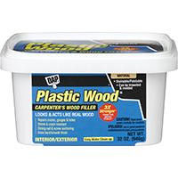 00525 QT NATURAL LATEX PLASTIC WOOD