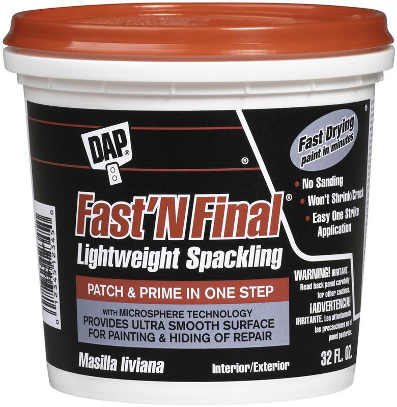 12143 1G FAST FT. N FINAL SPACKLNG