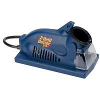 Drill Doctor DD350X Drill Bit Sharpener, 3/32 - 1/2 in, 110 VAC, 1.75 A, 106.5 W, 20000 rpm