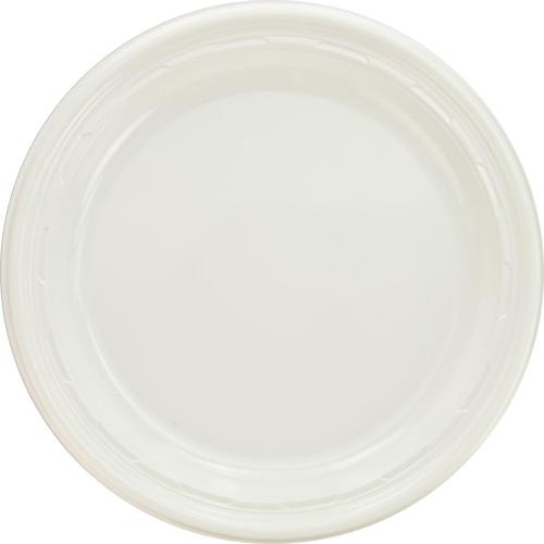 "Dart FamousService Plate - 9"", 4/125/cs, Plate,"