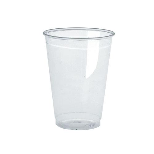 Ultra Clear Cups, Squat, 12-14 oz, PET, 50/Bag, 1000/Carton