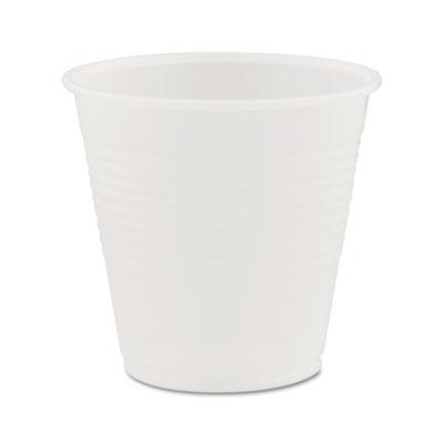 Conex Galaxy Polystyrene Plastic Cold Cups, 3.5oz, 100 Sleeve