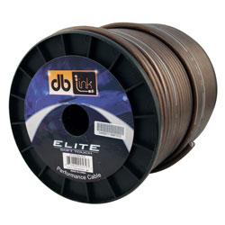 8GA/250'POWER CBLE SOFT TOUCH/FLEX BLACK