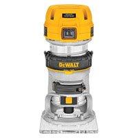 Dewalt DWP611 Compact Corded Router, 120 V, 7 A, 1-1/4 hp, 16000 - 27000 rpm