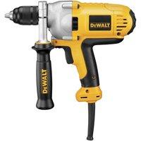 Dewalt DWD215G Heavy Duty Corded Drill, 120 V, 10 A, 980 W, 1/2 in Keyless Chuck, 0 - 1200 rpm