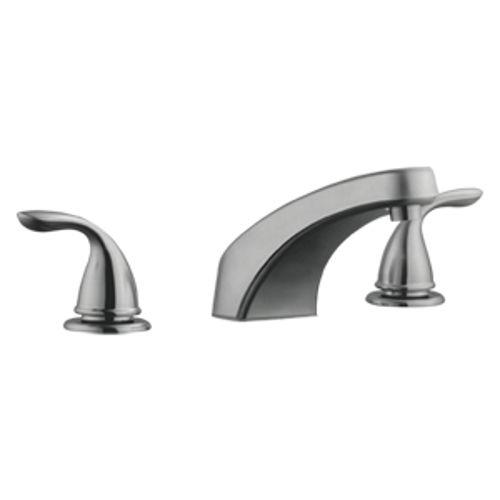 Ashland Roman Tub Faucet, Satin Nickel