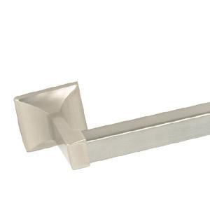Millbridge 18-Inch Towel Bar, Satin Nickel