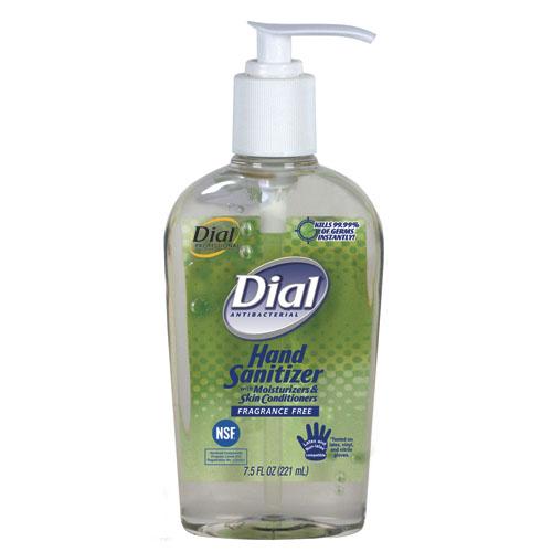 Dial Hand Sanitizer - 16 oz., Fragrance-Free,