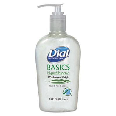 Basics Liquid Hand Soap, 7.5 oz, Rosemary & Mint