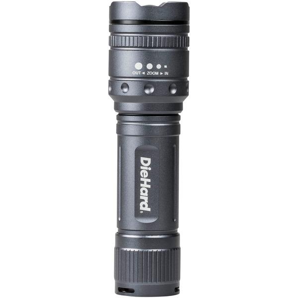 DieHard 41-6121 Twist Focus Flashlight (600-Lumen)