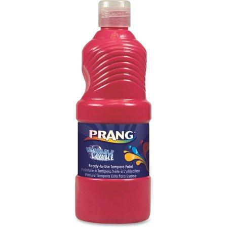 Washable Paint, Magenta, 16 oz Dispenser-Cap Bottle