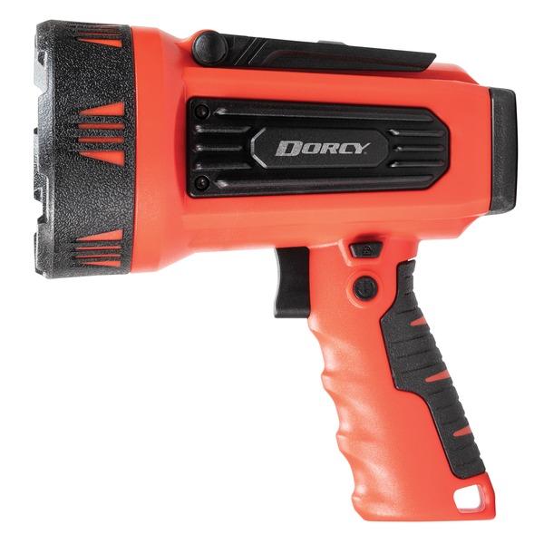 Dorcy 41-4356 Ultra USB Rechargeable 1,300-Lumen Spotlight