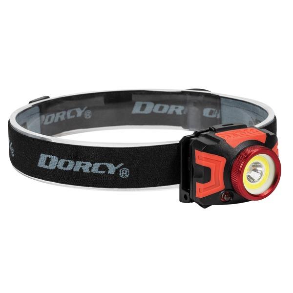 Dorcy 41-4335 Ultra HD 530-Lumen Headlamp and UV Light