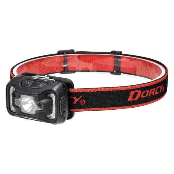 Dorcy 41-4359 330-Lumen USB Rechargeable Motion Sensor Headlamp