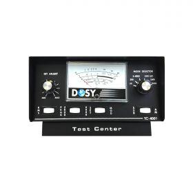 DOSY - TC-4001 INLINE 4,000 WATT TEST METER FOR RMS, POWER, SWR,  AM & SSB MODULATION